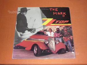 ZZ Top-The Mark Of. Vinyl Lp VG/G