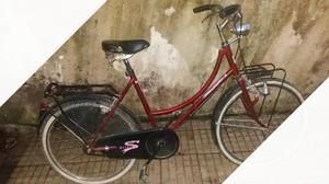 Bici bicicletta da passeggio uomo donna 24 vintage