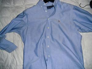 Camicia Ralph Lauren L azzurra