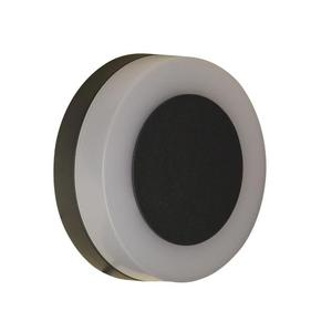 Luxform Lampada da parete a LED LUXZ in bianco e nero