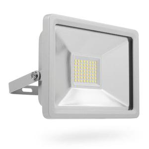SMARTWARES Proiettore LED 30 W Grigio FL1-DOB30