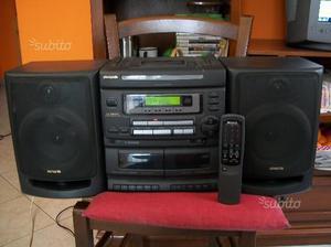 Aiwa stereo FM lettore CD da riparare