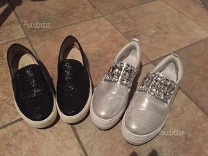 Due paia di scarpe donna numero 39