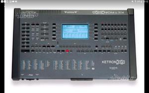 Expander ketron solton X4 arranger pedaliera