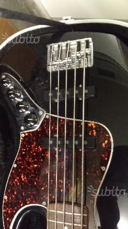 Fender jazz bass Deluxe Series Mexico