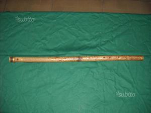 Flauto Traverso in bambu