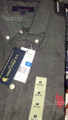 NUOVA camicia polo US ASSN