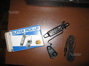 Pick up per acustica