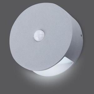 SMARTWARES Luce LED a Parete con Sensore 0,5 W Grigio