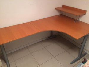Scrivanie ikea bianche posot class - Ikea scrivanie ufficio ...