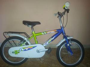 Bicicletta bimbo 3-7 anni