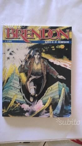 Bonelli Brendon serie n.1 e 54, più speciali 1, 2