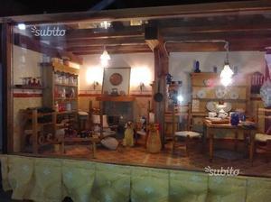 Cuicina della nonna in miniatura