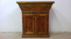 Madia Toscana in legno massello