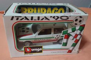 Modellini burago vintage scala 1/24