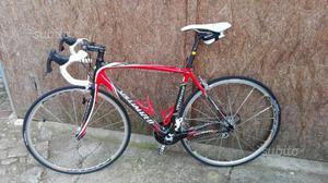 Bici da corsa specialized carbonio