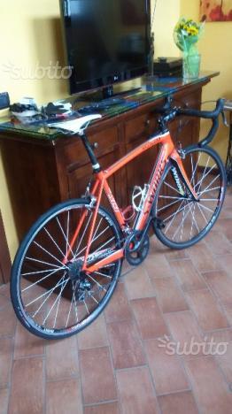 Bici da corsa specialized s.works tarmac