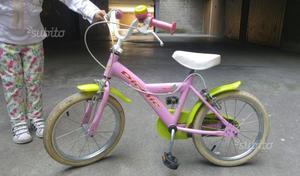"Bicicletta bambina 14"""