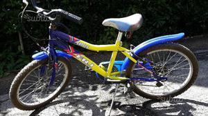 """Bicicletta bambino 7-10 anni, ruota 20"""""""