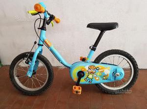 Bicicletta bimbo come nuova