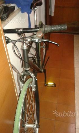 Bicicletta da corsa x uomo