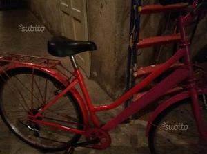 Bicicletta donna city bike