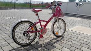 "Bicicletta per Bimba B-TWIN - 20"""