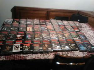 Grande Cinema Horror COLLEZIONE COMPLETA 44 VHS