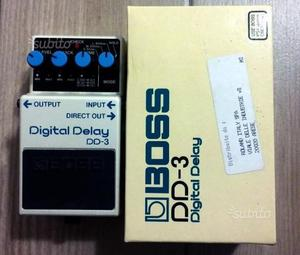 Pedalino Delay Boss DD3