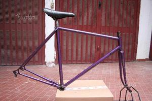 Telaio bici corsa eroica