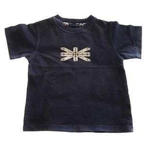 t shirt burberry 5 anni blu