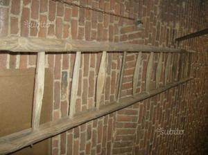Scaletta In Legno Antica : Antica scala fienile legno posot class