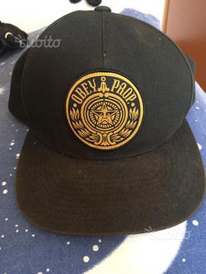 Cappello obey grigio  9703a8521ec0