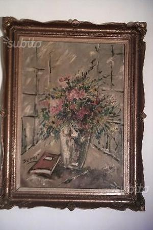 DUPRE' OLIO SU TELA cm. 68 x 88
