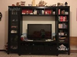 Credenza Ikea Soggiorno : Hemnes credenza mobile soggiorno vetrina ikea posot class