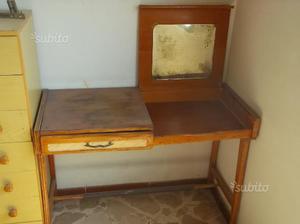 Credenza Vintage Da Restaurare : Toletta anni 30 da restaurare posot class