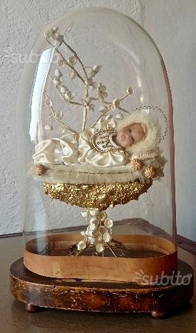Statuetta Madonna Bambina