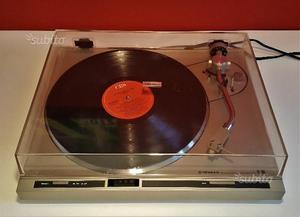 Giradischi pioneer stereo hifi vintage vinile