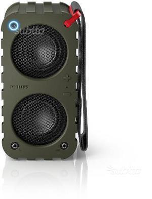 Philips SBK/10 Altoparlante Bluetooth 10 W