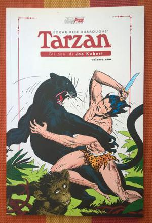 Tarzan - Gli anni di joe Kubert - Vol.1