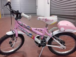 Bicicletta per bambina dai 4 ai 6 anni