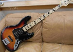 Fender Jazz Bass Made in Mexico come nuovo