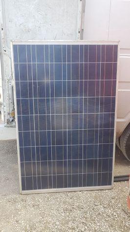 Pannelli solari nuovi usati
