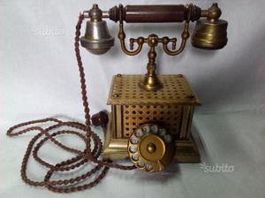 Telefono Telcer d'epoca vintage anni