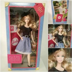 Barbie Collection Doll Of The World Francia
