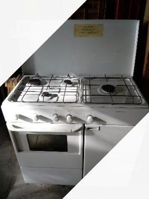Cucina a gas con forno a gas