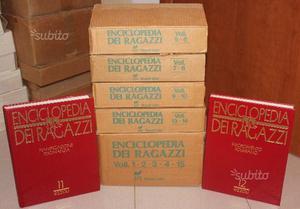 Enciclopedia dei ragazzi. Rizzoli  Completa