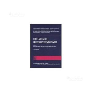 Istituzioni di diritto internazionale (3a edizione