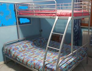 Letto A Castello Stora Ikea.Letto A Castello Ikea Mod Stora 200 X 140 Posot Class