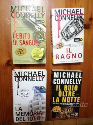 Libri di M.Connelly e autori vari